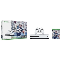 Microsoft Press Microsoft Xbox One S Console 1TB with Madden 17