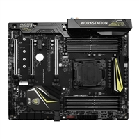 MSI X99A WORKSTATION LGA 2011-3 ATX Intel Motherboard