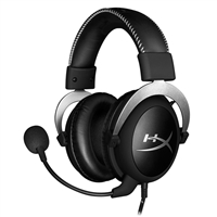 Kingston HyperX CloudX Pro Gaming Headset - Black/Silver