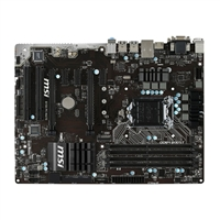 MSI B150 PC Mate LGA 1151 ATX Intel Motherboard
