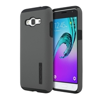 Incipio Technologies DualPro for Samsung Jack J3 - Black/Gray