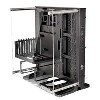 Thermaltake Core P3 SE Open Frame ATX Mid-Tower Computer Case - Black