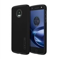 Incipio Technologies DualPro for Moto Z Droid -Black/Black
