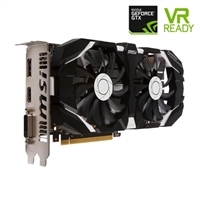 MSI GeForce GTX 1060 Overclocked 3GB GDDR5 Video Card
