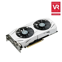 ASUS Radeon RX 480 Overclocked 4GB GDDR5 Video Card
