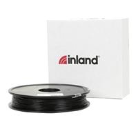 Inland 1.75mm eLastic TPE Black Filament 0.5kg