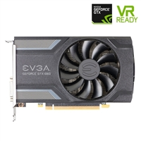 EVGA GeForce GTX 1060 SuperClocked GAMING 3GB GDDR5 Video Card