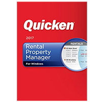 Quicken, Inc. Quicken 2017 Rental Property Manager
