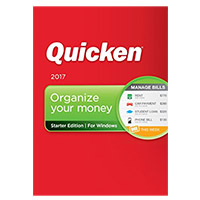 Quicken, Inc. Quicken 2017 Starter Edition