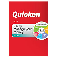 Quicken, Inc. Quicken 2017 for Mac