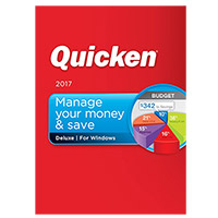 Quicken, Inc. Quicken 2017 Deluxe