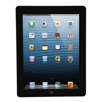 Apple iPad 4 (Refurbished) 32GB Wi-Fi - Black