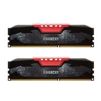 PNY 8GB 2 x 4GB DDR3-2133 PC3-17000 CL10 Desktop Memory Kit Red