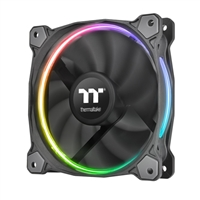 Thermaltake Riing 12 RGB TT Premium Edition 120mm Circular RGB LED Fan 3-pack