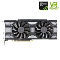 EVGA GeForce GTX 1070 SuperClocked GAMING GDDR5 Video Card - Black Edition w/ ACX 3.0 Cooling
