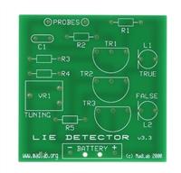Velleman MadLab Lie Detector Electronic Kit