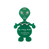 Velleman MadLab My Little Alien Electronic Kit