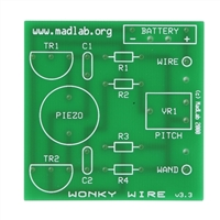 Velleman MadLab Wonky Wire Electronic Kit