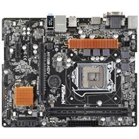 ASRock H110M-HDV LGA 1151 mATX Intel Motherboard