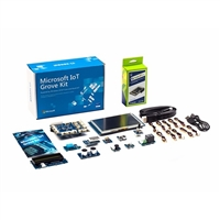 Seeed Studio Grove Starter Kit for IoT Based on Raspberry Pi