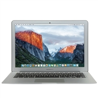 "Apple MacBook Air 13.3"" Laptop Computer Refurbished - Silver"
