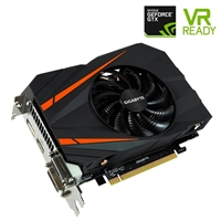 Gigabyte GeForce GTX 1060 Mini-ITX Overclocked 3GB GDDR5 Video Card