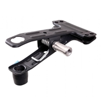 Dot Line Spring Clamp with Post 3.5x6.5in