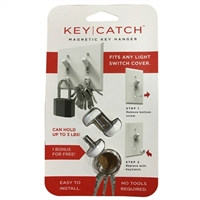 KeySmart KeyCatch Magnetic Key Hanger