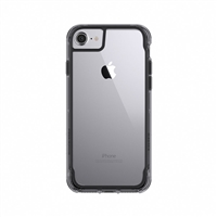 Griffin Survivor Clear Case for iPhone 7 - Smoke