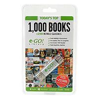 e-Go 1,000 Books Plus 250 Bonus Classics