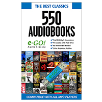 e-Go 550 Audiobooks