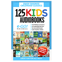 e-Go 125 Kids Audiobooks