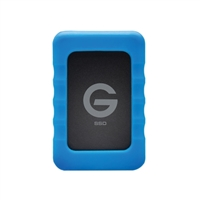 HGST 500GB G-Drive ev RaW USB 3.0 SSD with Rugged Bumper
