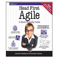 O'Reilly Head First Agile: A Brain-Friendly Guide to Agile and the PMI-ACP Certification