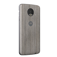 Motorola Shell Case for Motorola Z - Sliver Oak