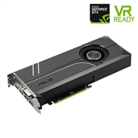 ASUS GeForce GTX 1060 Turbo 6GB GDDR5 Video Card w/ Blower Fan