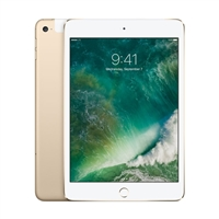 Apple iPad Mini 4 Wi-Fi + Cellular 32GB - Gold