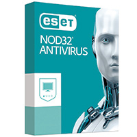 ESET NOD32 Antivirus 2017 - 1 Device, 1 Year (PC)