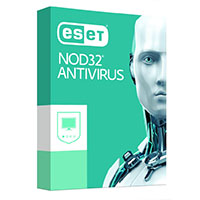 ESET NOD32 Antivirus 2017 - 3 Devices, 1 Year (PC)