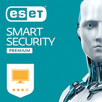 ESET Smart Security Premium 2017 - 1 Device, 1 Year (PC)