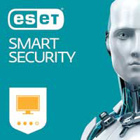 ESET Smart Security 2017 - 1 Device, 1 Year (PC) OEM