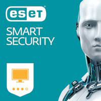 ESET Smart Security 2017 - 1 Devices, 2 Year (PC) OEM
