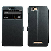 Nexlink Communications Black Folio Case for Blu Energy X2
