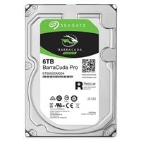 "Seagate BarraCuda Pro 6TB 3.5"" Hard Drive - OEM"