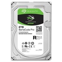 "Seagate BarraCuda Pro 8TB 3.5"" Hard Drive - OEM"
