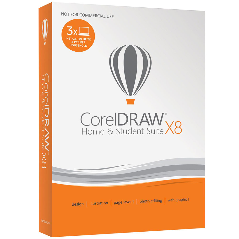 Corel Corel Draw Home & Student