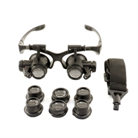 Enkay Products Multi Powered Magnifying Eyewear - LED Lighted