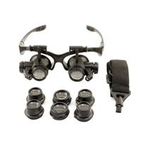 Enkay Products Multi Powered Magnifying Eyewear - LED Lighted