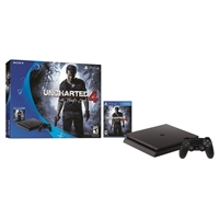 Sony PS4 Slim 500GB Uncharted 4