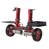 Leo Sales Ltd. 2-Wheeler Balancing Robot Mechanical Kit with Balancing Module